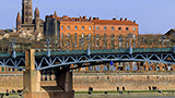 Frankrike - Hotell Toulouse