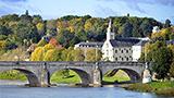 Francja - Liczba hoteli Tours