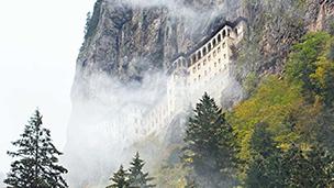 Turcja - Liczba hoteli Trabzon