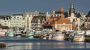 Francja - Liczba hoteli Trouville Sur Mer