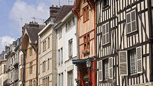 Frankrike - Hotell Troyes