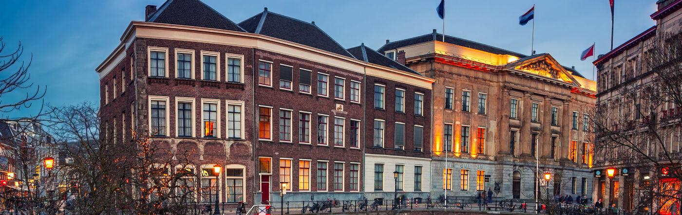 Нидерланды - отелей Утрехт