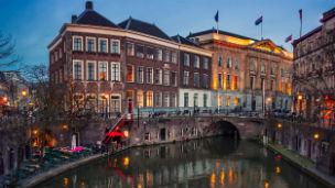 Holandia - Liczba hoteli Utrecht