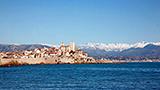 Francja - Liczba hoteli Sophia Antipolis