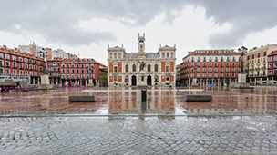 Espanha - Hotéis Valladolid