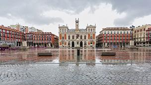 Spanien - Hotell Valladolid