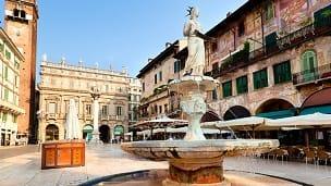 Italien - Hotell Verona