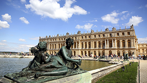 Франция - отелей Версаль