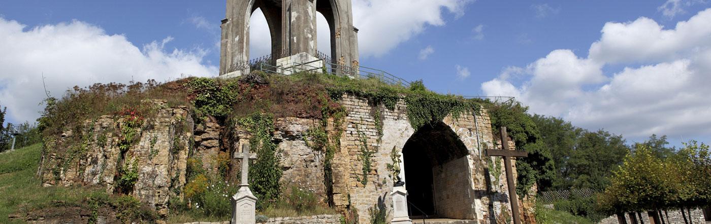 Fransa - Vesoul Oteller