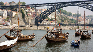Portugalia - Liczba hoteli Vila Nova De Gaia