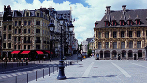 Франция - отелей Вильнев-Даск