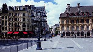 Francja - Liczba hoteli Villeneuve D'ascq
