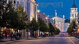 Lituanie - Hôtels Vilnius