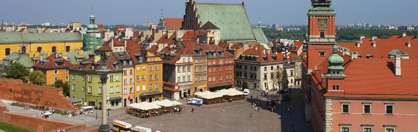 Польша - отелей Варшава