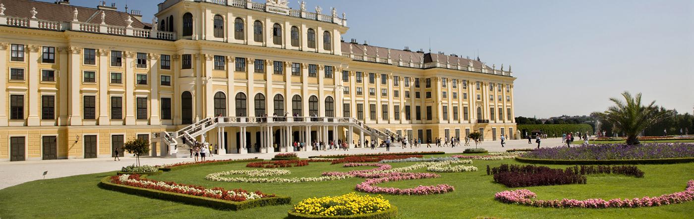 Austria - Hoteles Viena