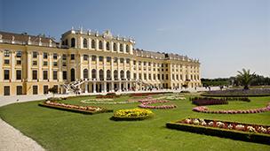 Austria - Liczba hoteli Wiedeń
