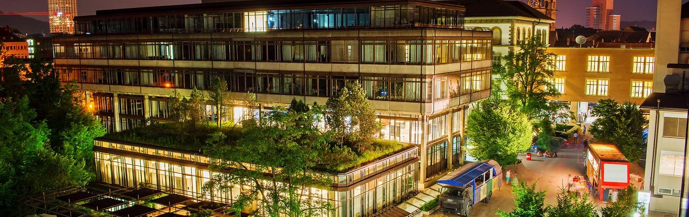 สวิตเซอร์แลนด์ - โรงแรม วินเทอร์ทัวร์