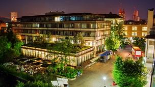 Szwajcaria - Liczba hoteli Winterthur