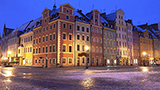 Polonia - Hoteles Wroclaw