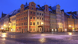 ポーランド - ヴロツワフ ホテル