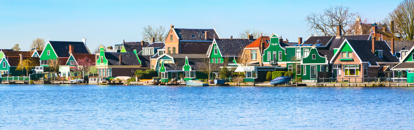 Hollanda - Zaandam Oteller