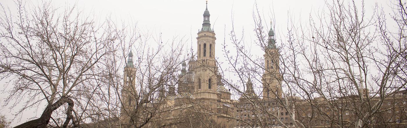 Spanien - Hotell Zaragoza