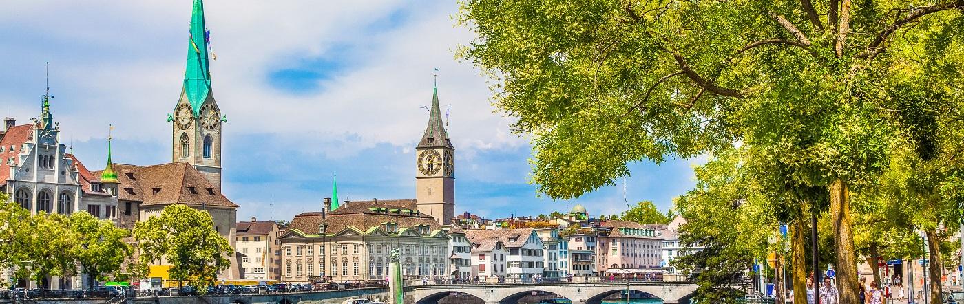 İsviçre - Zürih Oteller