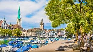 Suíça - Hotéis Zurique