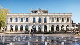 Frankrike - Hotell Brive-la-Gaillarde