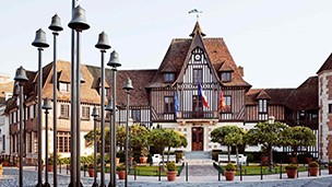 Prancis - Hotel HONFLEUR