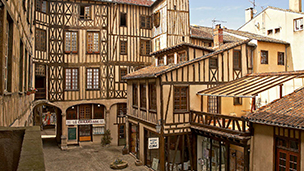 Francia - Hoteles Limoges