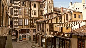 Frankrike - Hotell Limoges