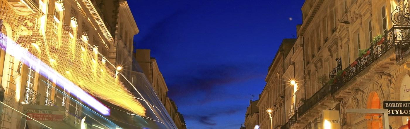 Francia - Hoteles Meriadeck