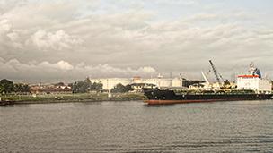 Elfenbenskusten - Hotell Abidjan