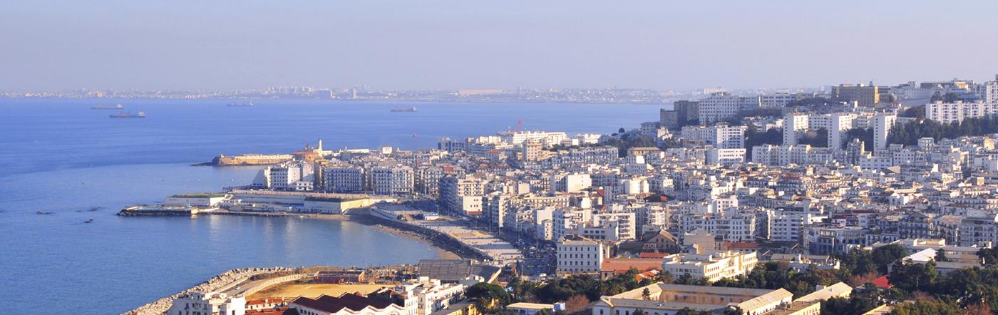 Argélia - Hotéis Argel