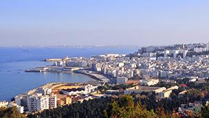 Algieria - Liczba hoteli Algier