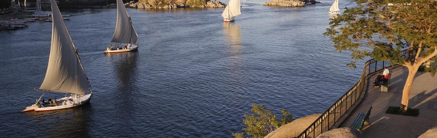 Egypte - Hotels Aswan