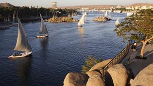エジプト - アスアン ホテル