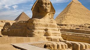 Egypten - Hotell Kairo