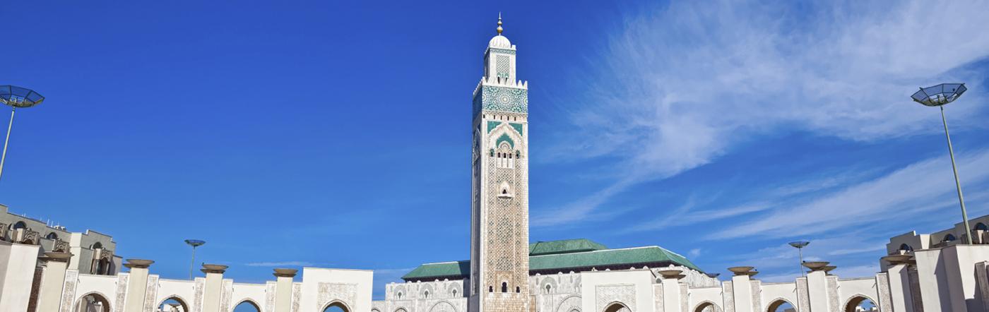 摩洛哥 - 卡萨布兰卡酒店
