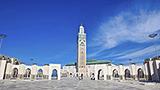 Maroko - Liczba hoteli Casablanca