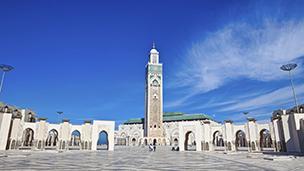 モロッコ - カサブランカ ホテル