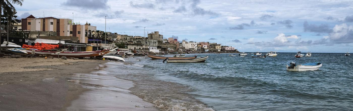 セネガル - ダカール ホテル