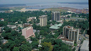 Камерун - отелей Дуала