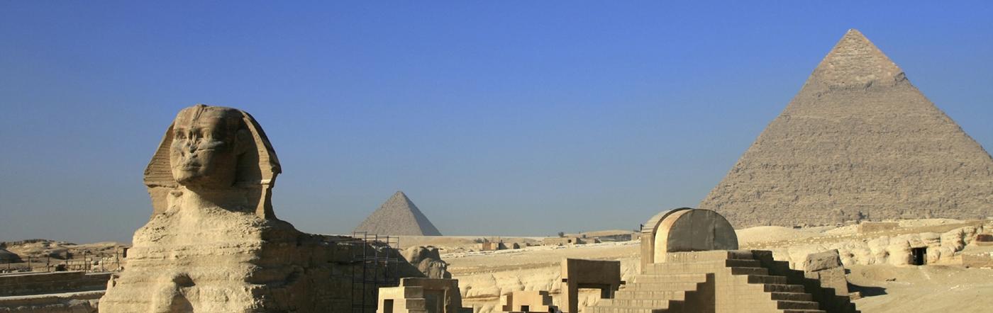 Egypten - Hotell Giza
