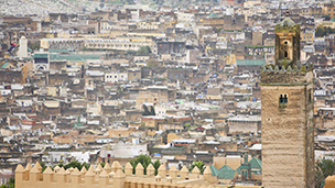 Марокко - отелей Фес