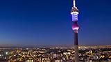 Afrika Selatan - Hotel JOHANNESBURG