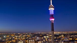 Republika Południowej Afryki - Liczba hoteli Johannesburg