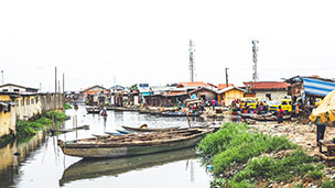 Nigeria - Liczba hoteli Lagos