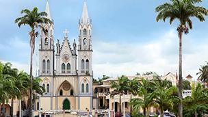 Ekvatorialguinea - Hotell Malabo
